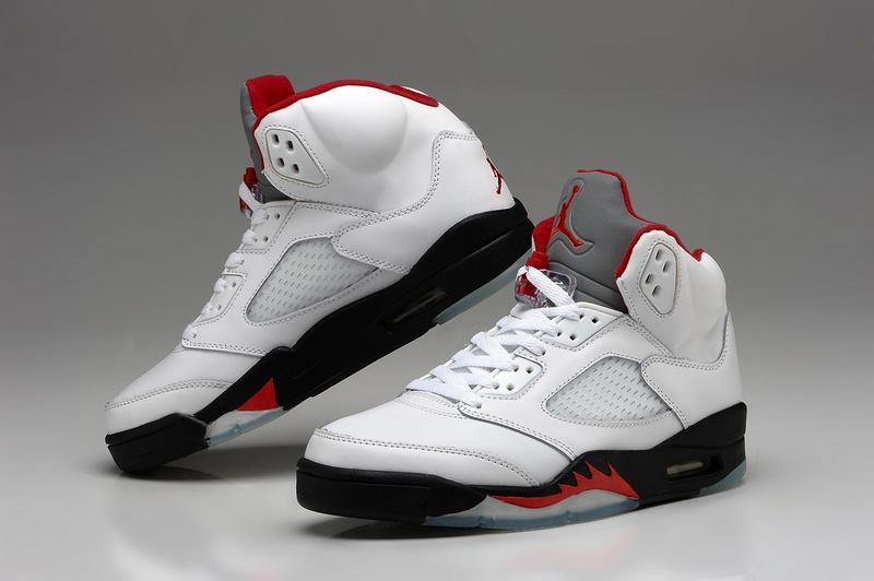 Nike Hommes Air Jordan 5 Retro Og Bg Chaussure De Basket