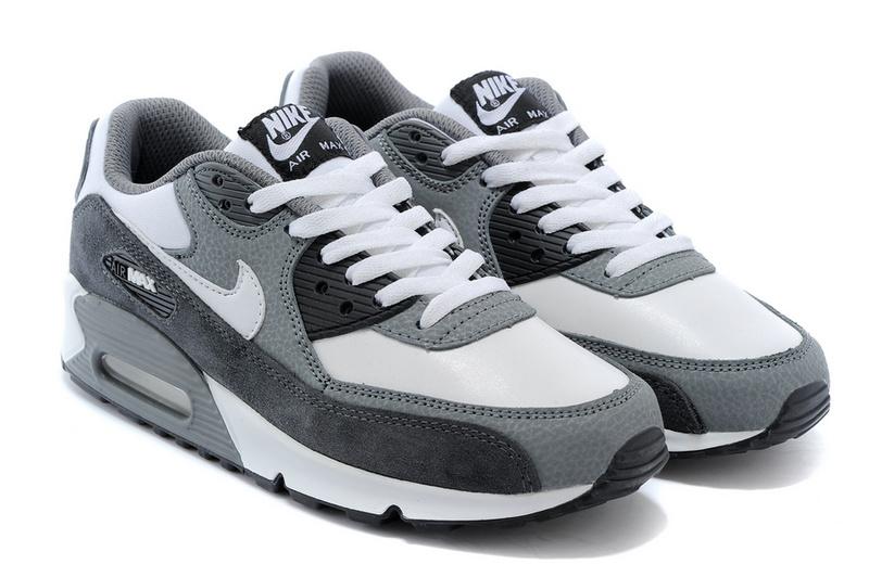 chaussure nike air max 90 noir et blanc